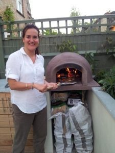 Pizza oven photo