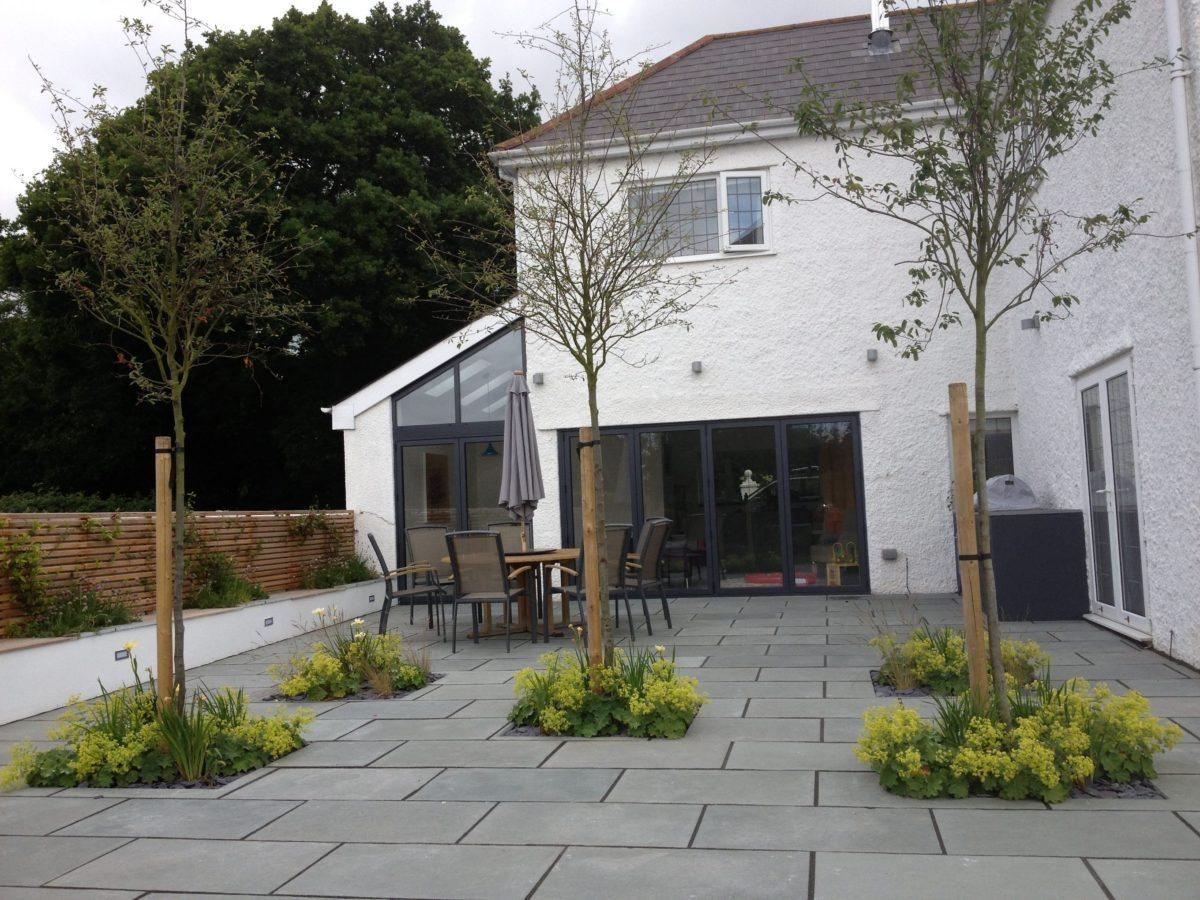 Garden design Wales