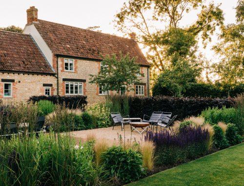 Dorset family garden